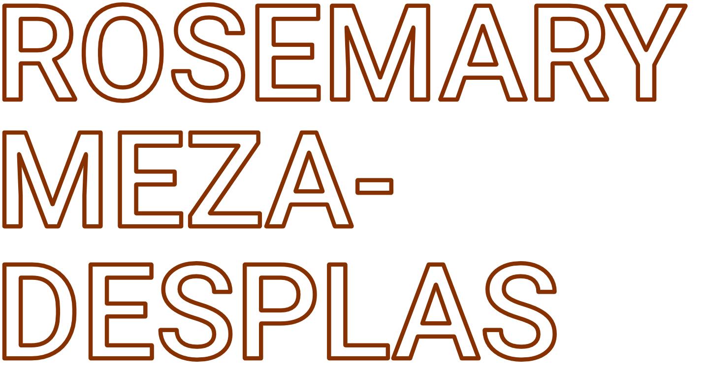 Rosemary Meza-DesPlas